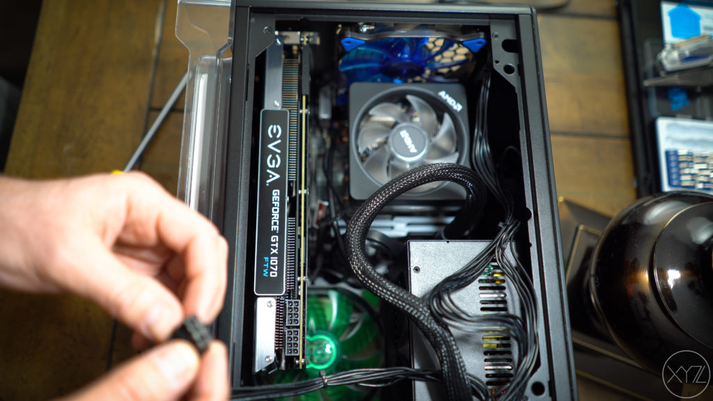 Powerful Video Editing Pc In A Mini Itx Package Xyzprodigy